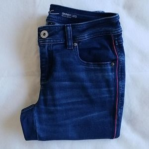 INC Skinny Leg Regular Fit Jeans